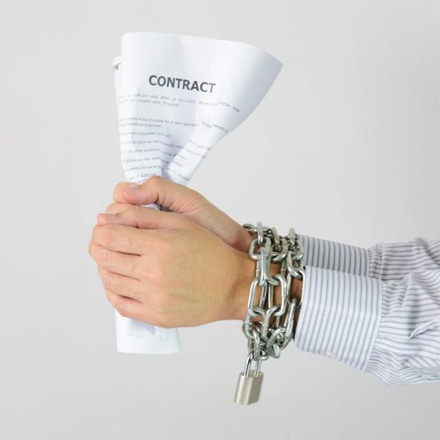 Voor de rechter: werkgever haalt bakzeil met concurrentiebeding (bron: PW)